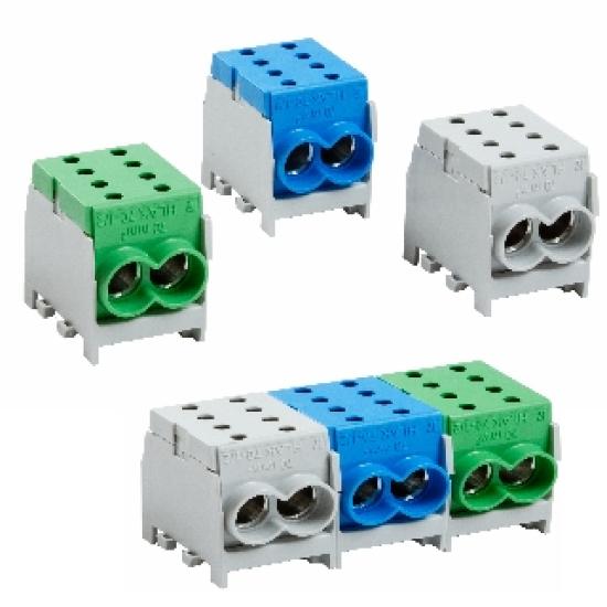 Schweißkabelkupplung Stecker bis 315A 35-50mm² Dorn Ø 13mm EN 60974-12  #