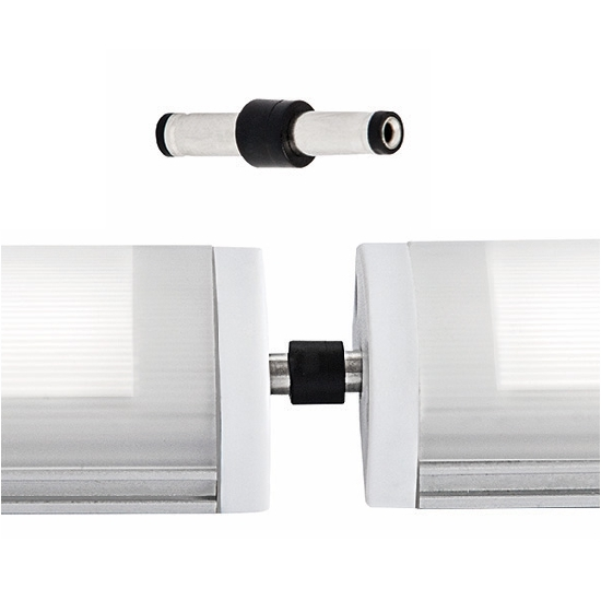 elektrofachmarkt online led anbauleuchte flach 320mm wei. Black Bedroom Furniture Sets. Home Design Ideas