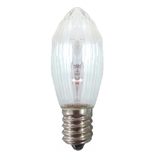 Ersatzlampen Weihnachtsbeleuchtung.Led Ersatzkerzen Für Lichterketten E10 14 55v Pack Mit 3 Stück
